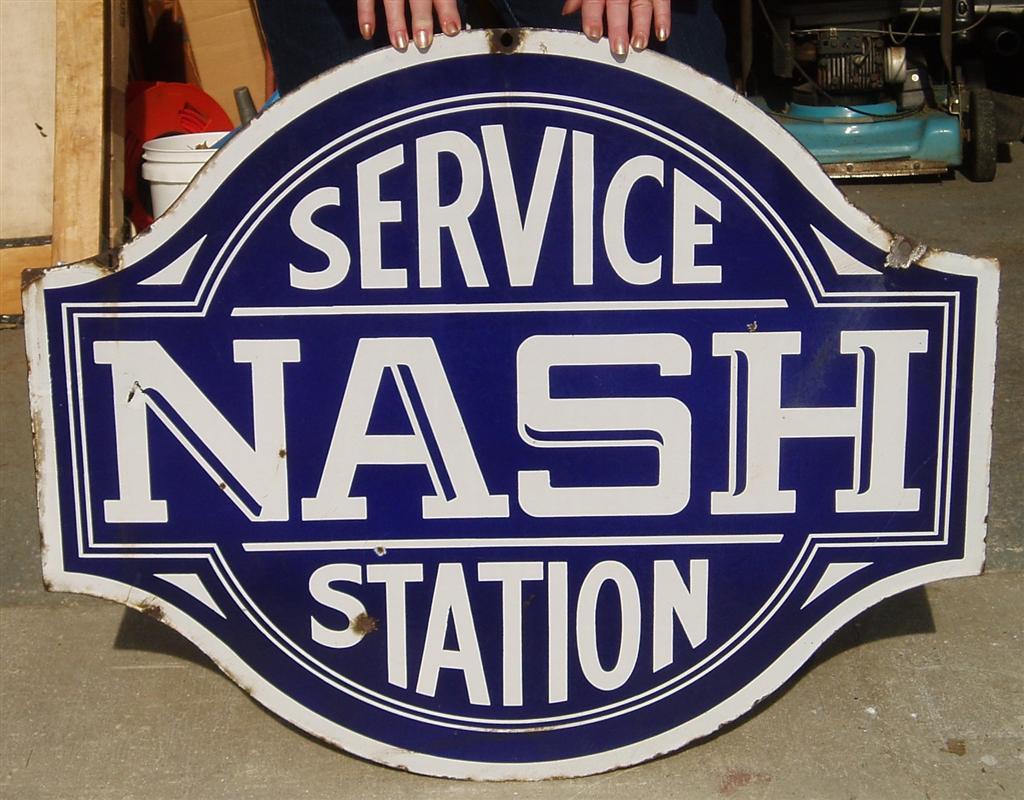 Nash Service Station